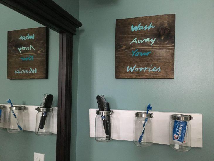 Bathroom Wall Design Ideas 7