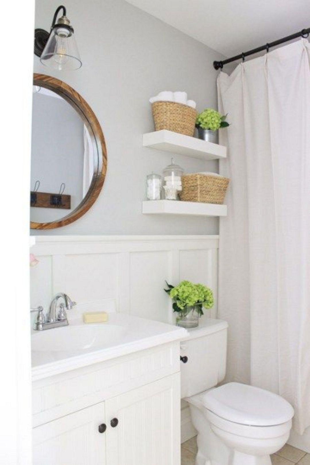 Best DIY Master Bathroom Ideas Remodel On a Budget 21 – DECOREDO