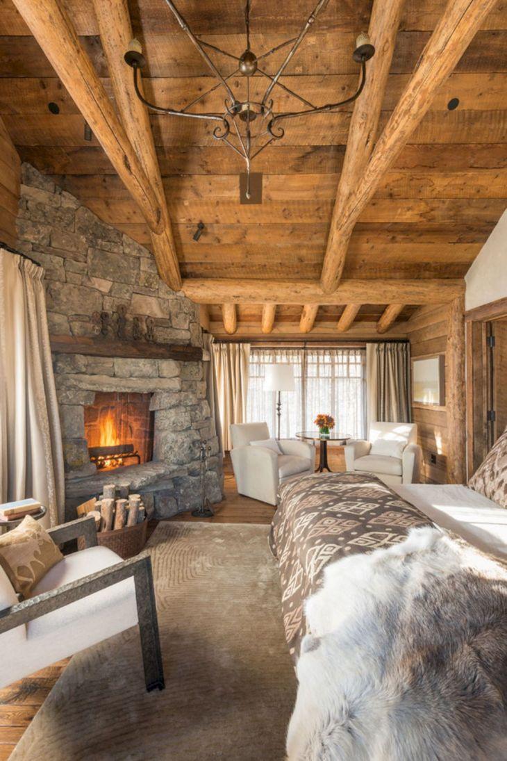 Cozy rustic bedroom ideas
