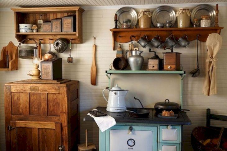 Farmhouse Kitchen Design Ideas 16