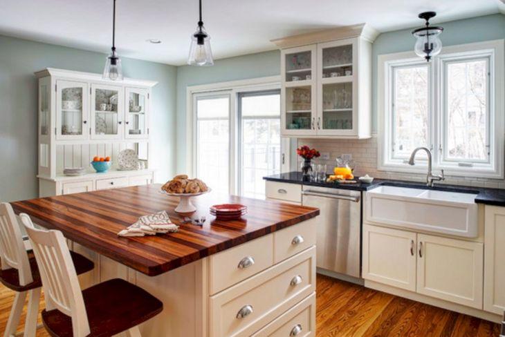 Farmhouse Kitchen Design Ideas 21