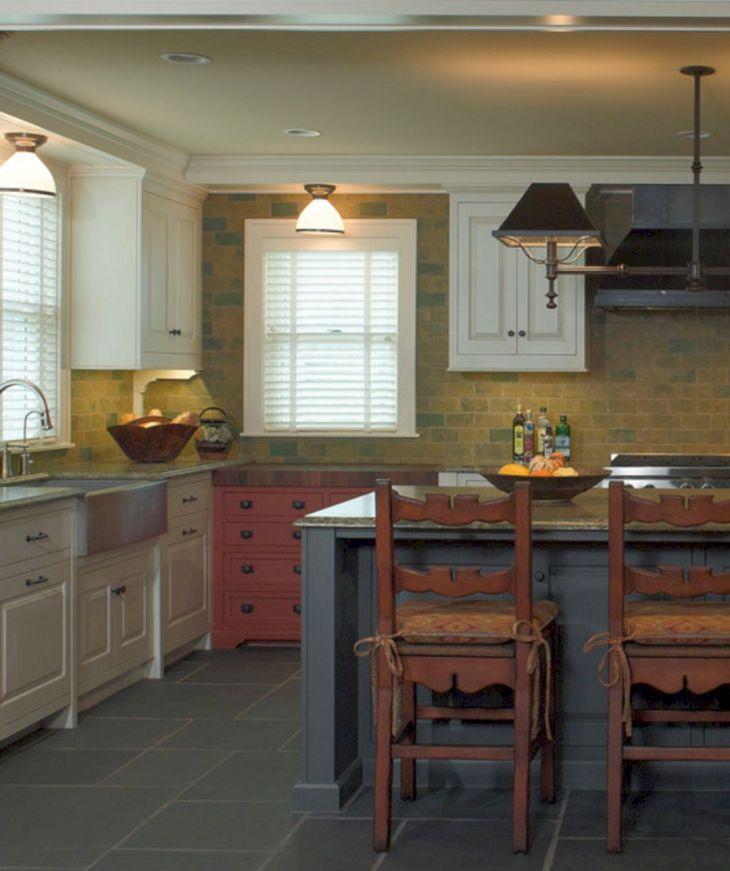 Farmhouse Kitchen Design Ideas 22