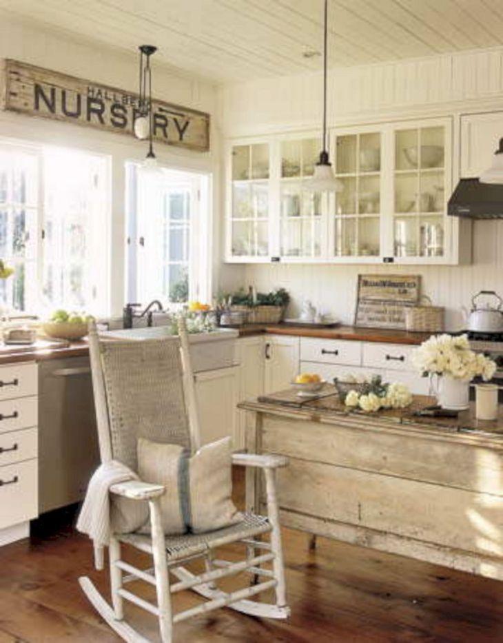Farmhouse Kitchen Design Ideas 23