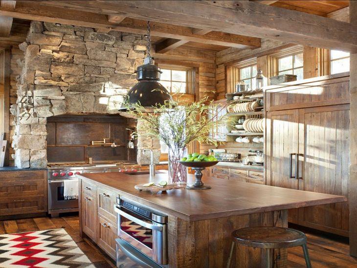 Farmhouse Kitchen Design Ideas 9