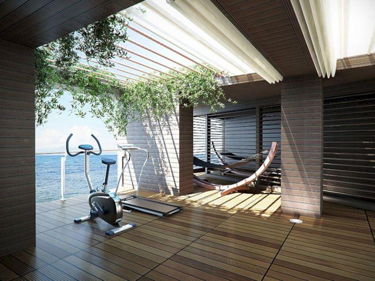 Home Gym Design Ideas 14