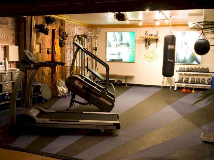 Home Gym Design Ideas 17