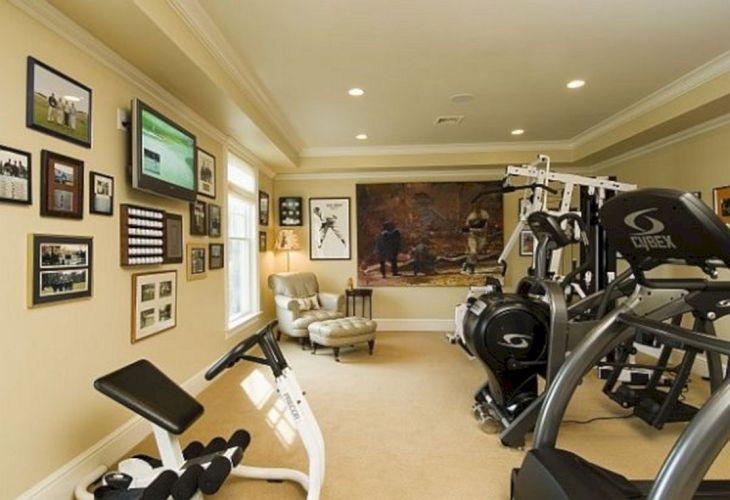 Home Gym Design Ideas 24
