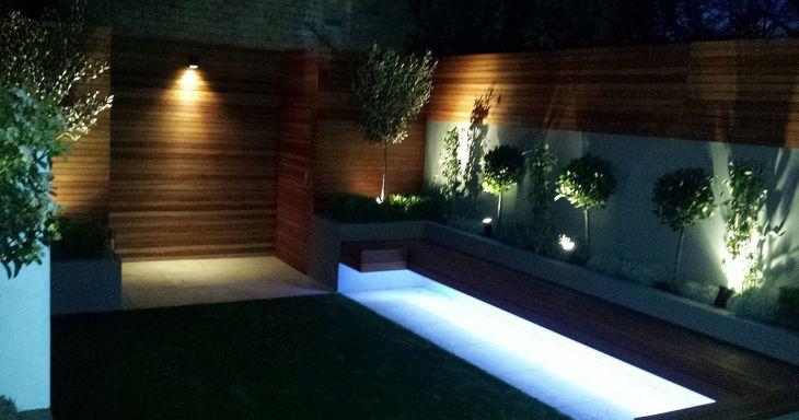 Inspirational Garden Lighting Design 14