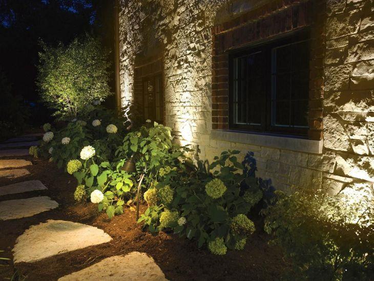Inspirational Garden Lighting Design 29