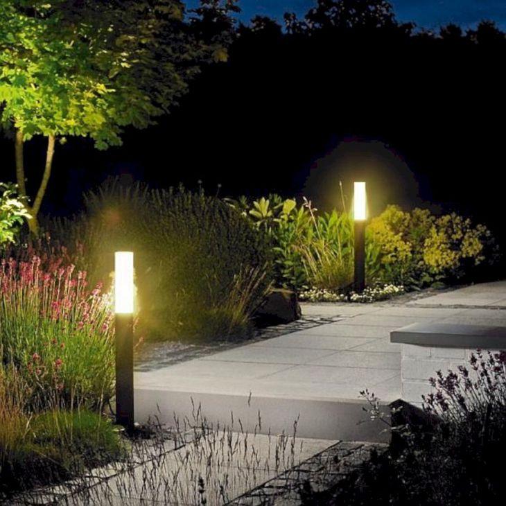 Inspirational Garden Lighting Design 33