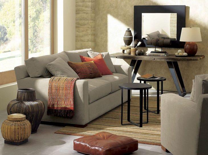Living Room Farmhouse Decoration Ideas 111
