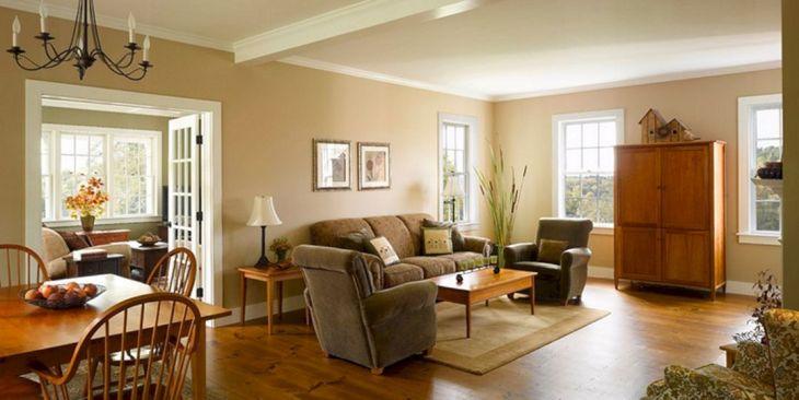Living Room Farmhouse Decoration Ideas 123