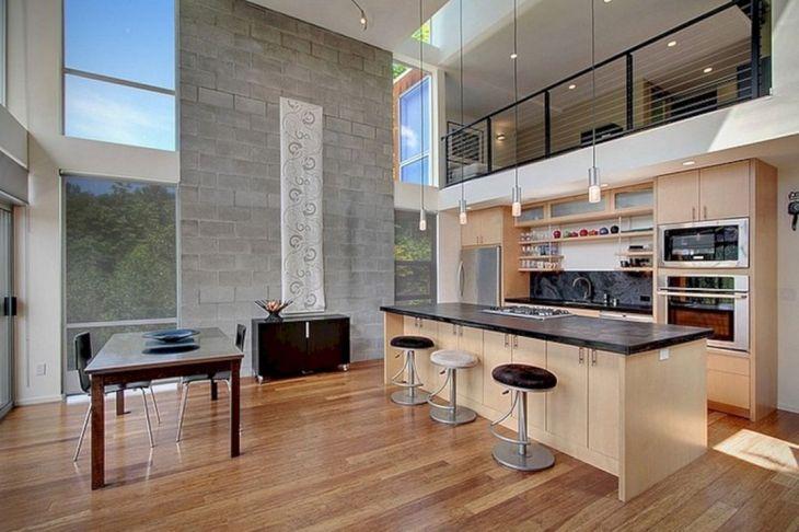 Modern Kitchen Ceiling Design Ideas 30