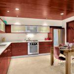 Modern Kitchen Ceiling Design Ideas 6