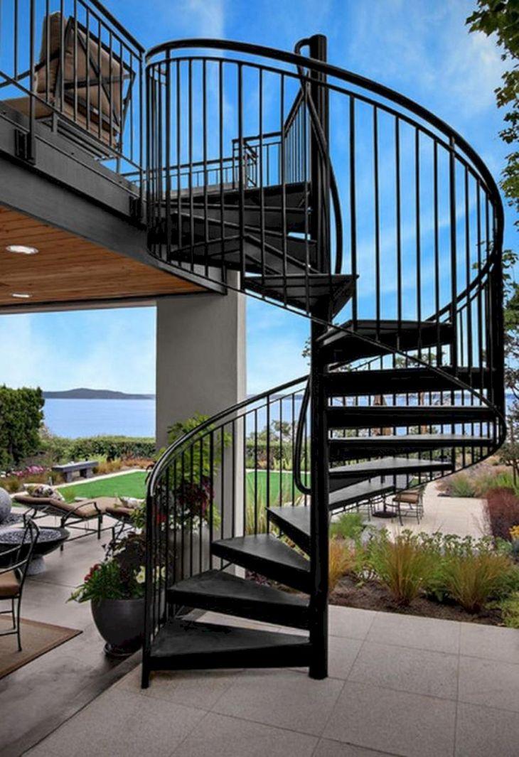 Outdoor Stairway Ideas 113