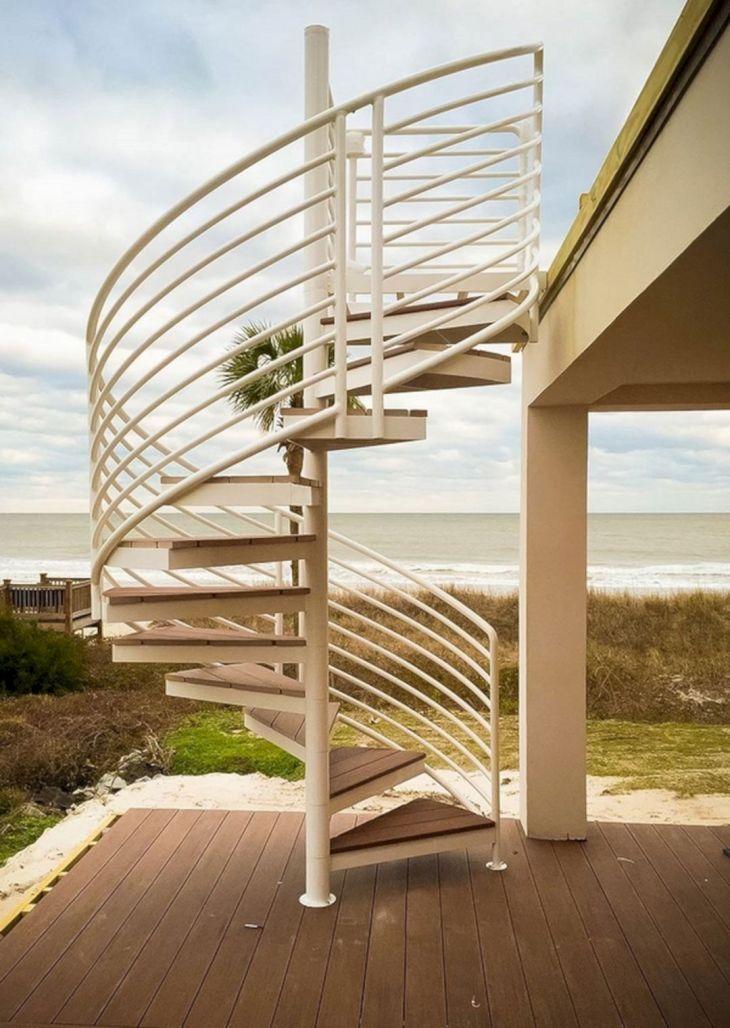 Outdoor Stairway Ideas 115