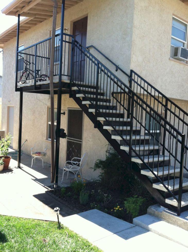Outdoor Stairway Ideas 118