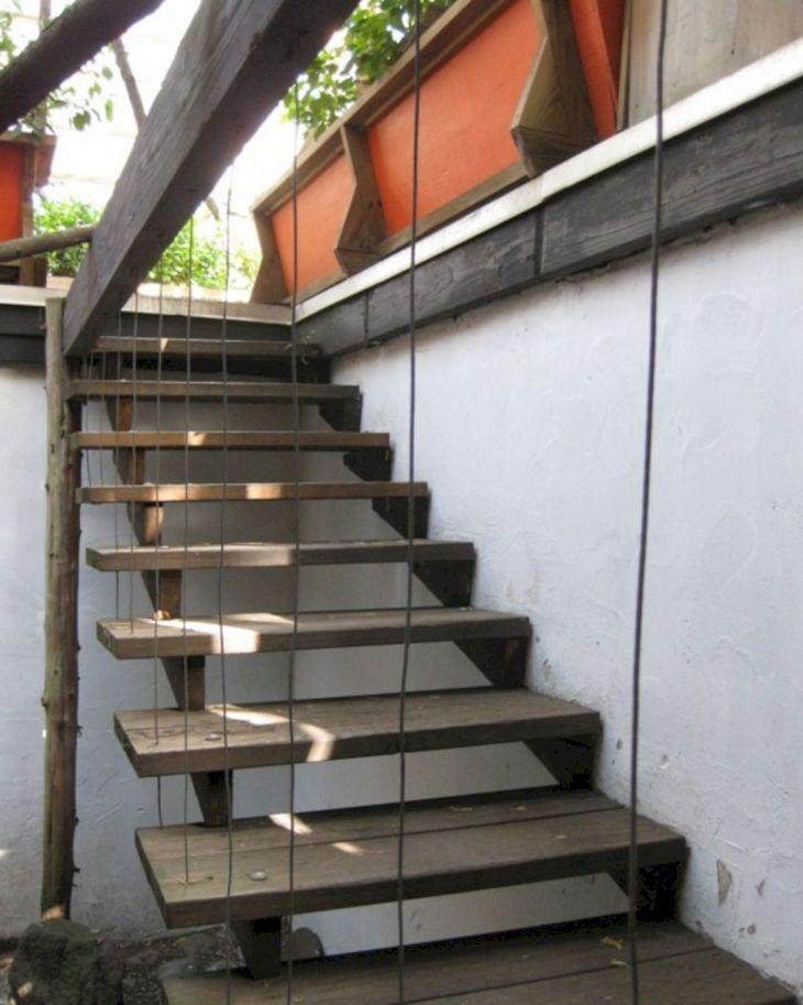 Outdoor Stairway Ideas 121