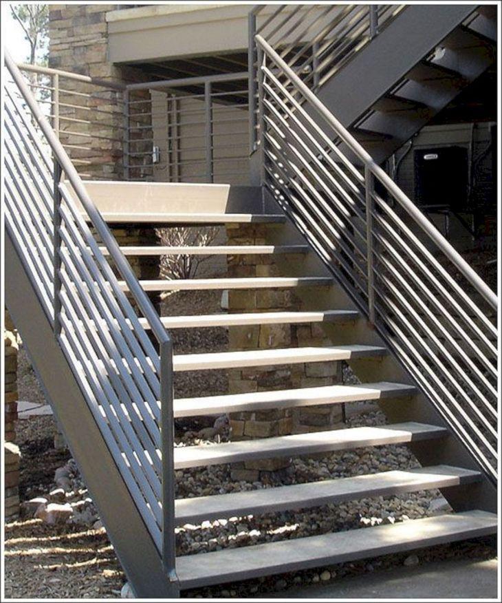 Outdoor Stairway Ideas 131