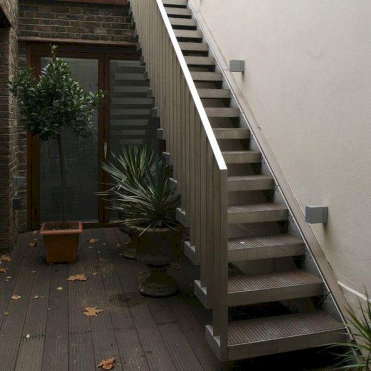Outdoor Stairway Ideas 132