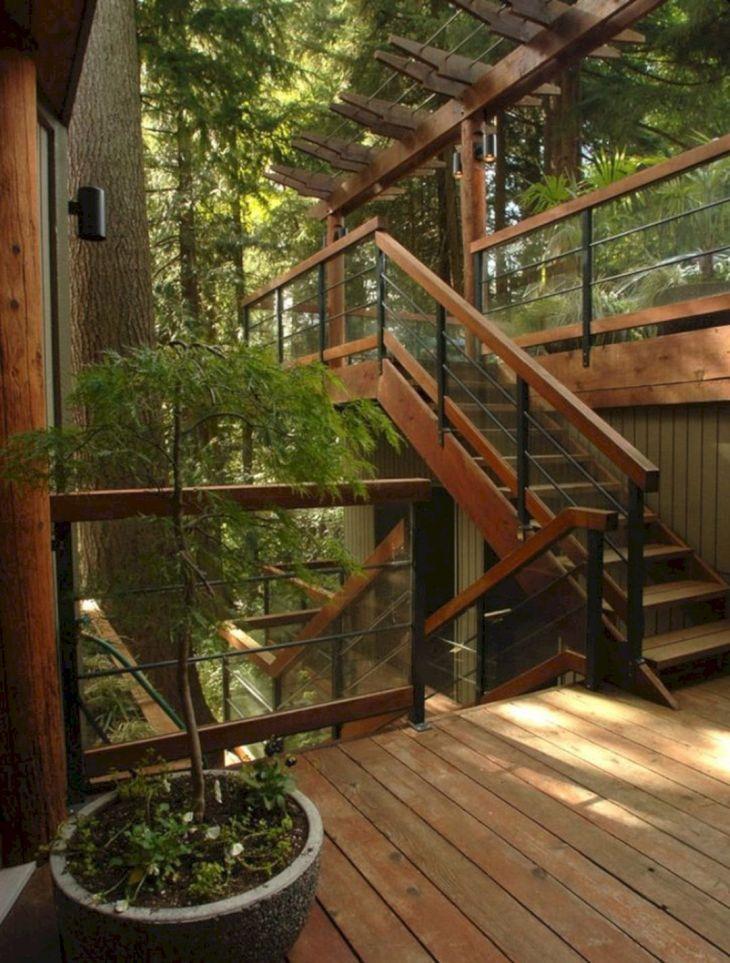Outdoor Stairway Ideas 133