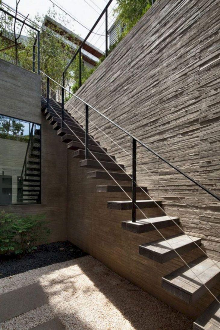 Outdoor Stairway Ideas 134