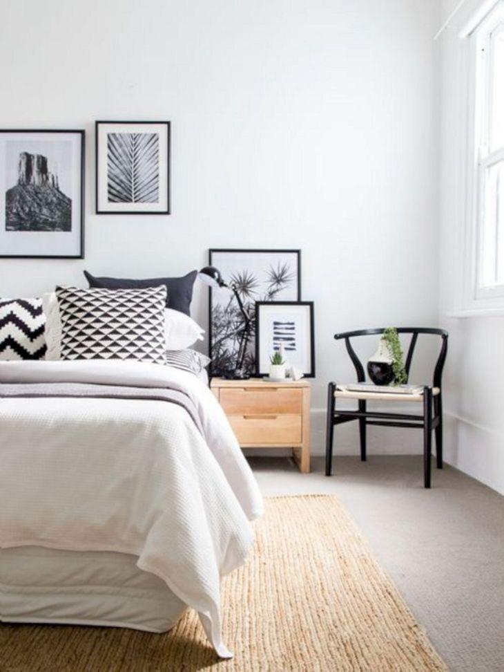 Scandinavian Bedroom Decorating Ideas 11