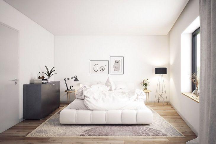 Scandinavian Bedroom Decorating Ideas 2