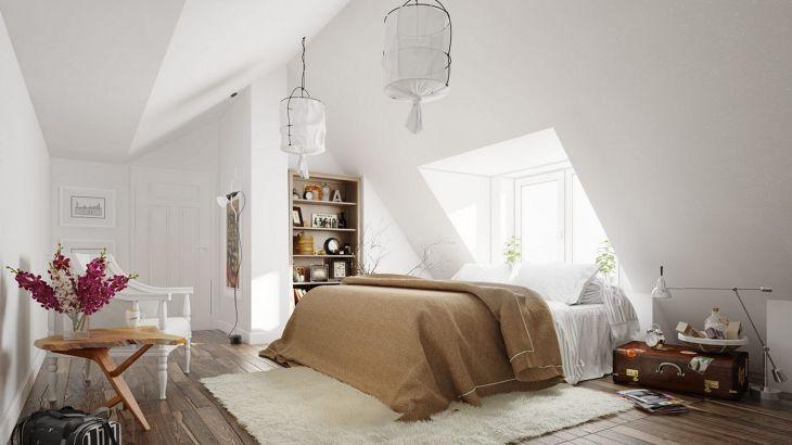 Scandinavian Bedroom Decorating Ideas 9