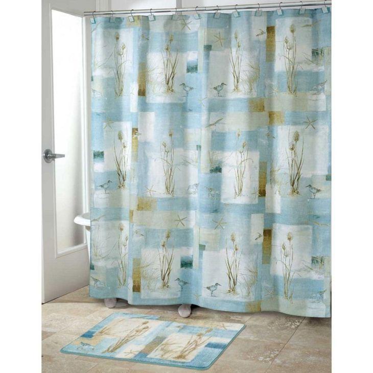 Bathroom Shower With Curtain 07
