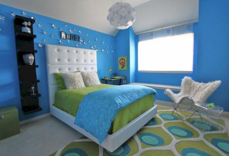Blue Girls Bedroom Ideas 010