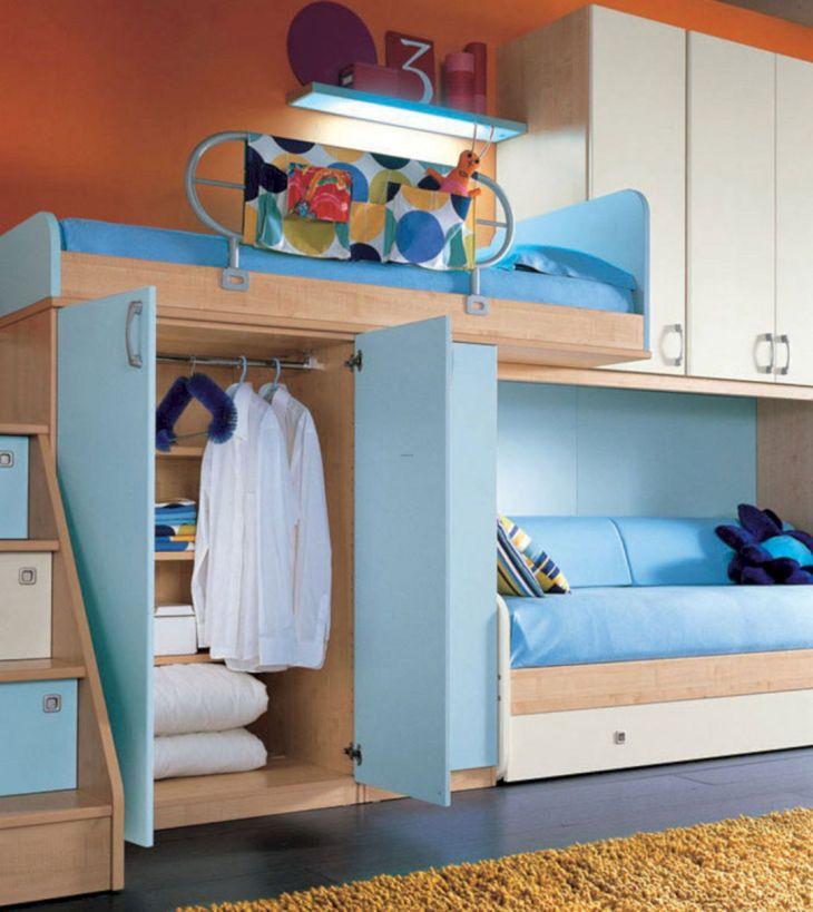 Blue Girls Bedroom Ideas 019
