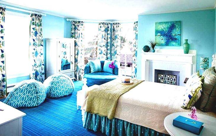 Blue Girls Bedroom Ideas 09