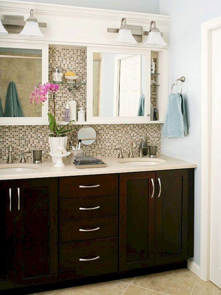 DIY Bathroom Storage Wall Cabinet (3)