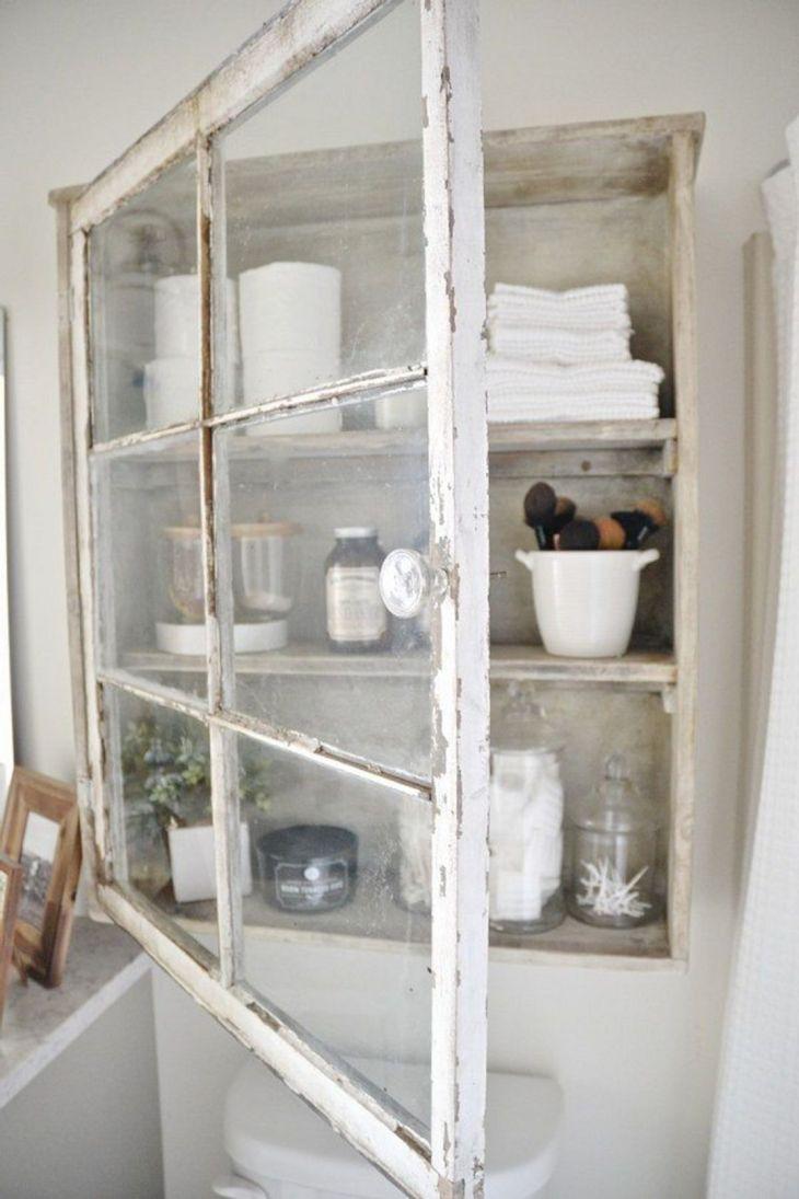 DIY Bathroom Storage Wall Cabinet (4)