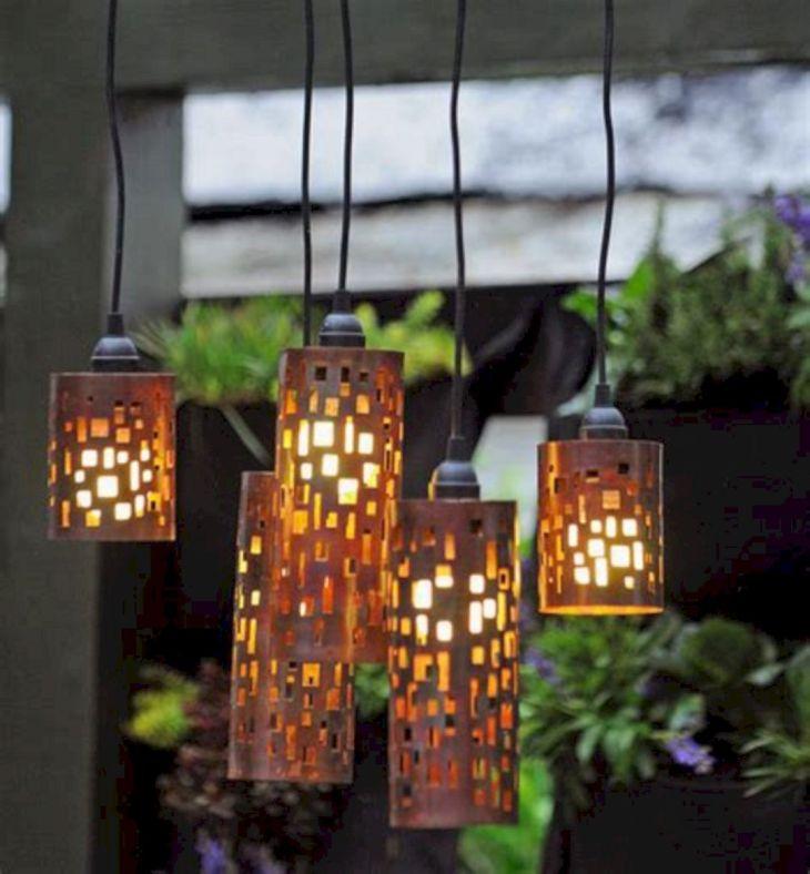 DIY Outdoor Lighting Ideas 1