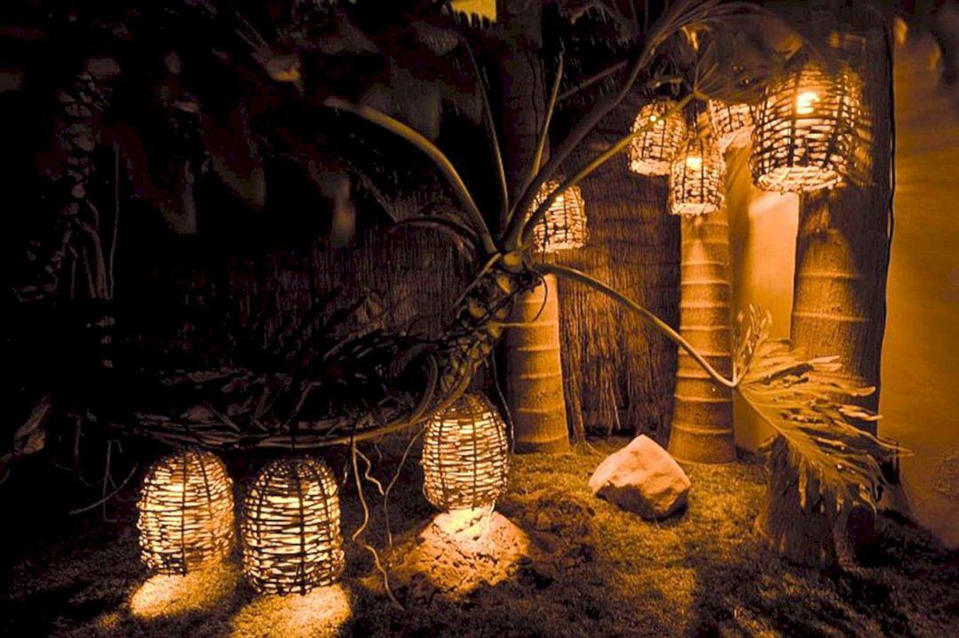 DIY Outdoor Lighting Ideas 19