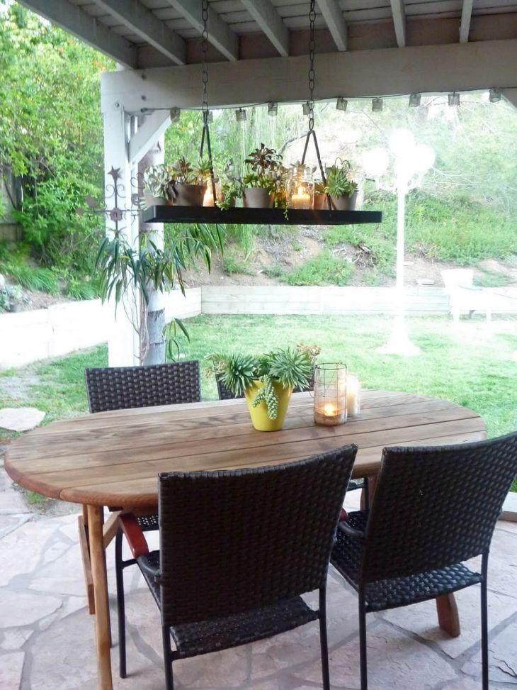 DIY Outdoor Lighting Ideas 26