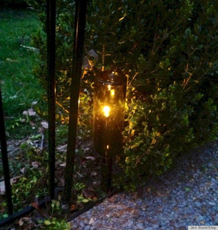 DIY Outdoor Lighting Ideas 5