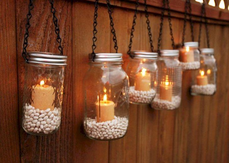 DIY Outdoor Lighting Ideas 7