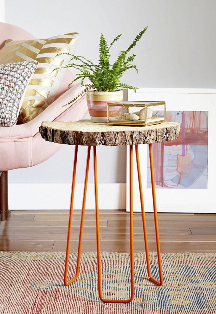 DIY Side Table Ideas 1016