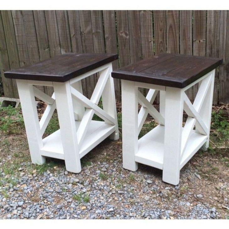 DIY Side Table Ideas 1019