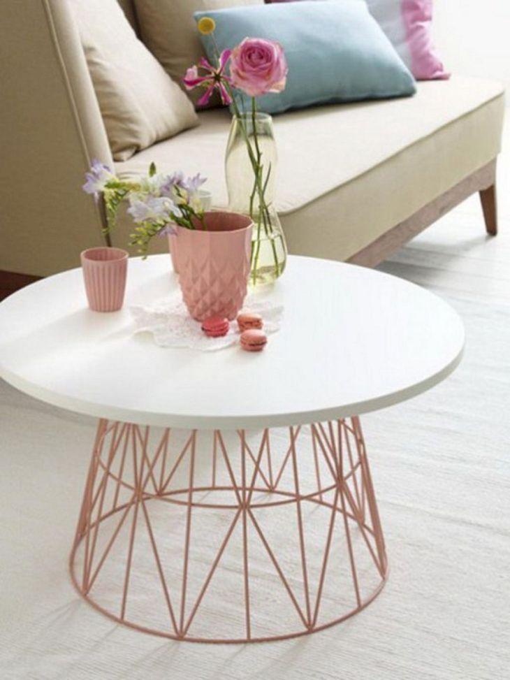DIY Side Table Ideas 1032
