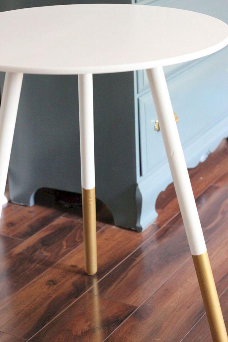 DIY Side Table Ideas 104