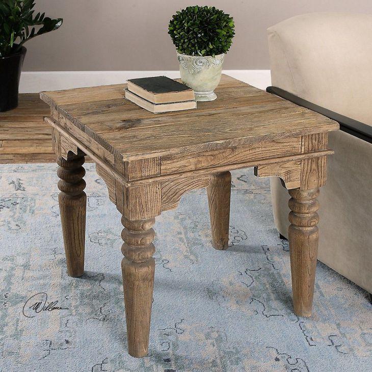 DIY Side Table Ideas 106