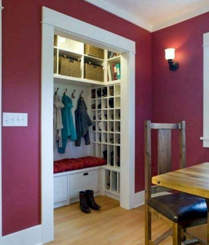 Home Entrance Shelves 1016