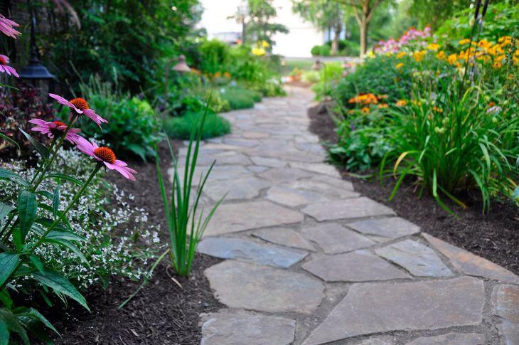 Home Garden Pathway 160