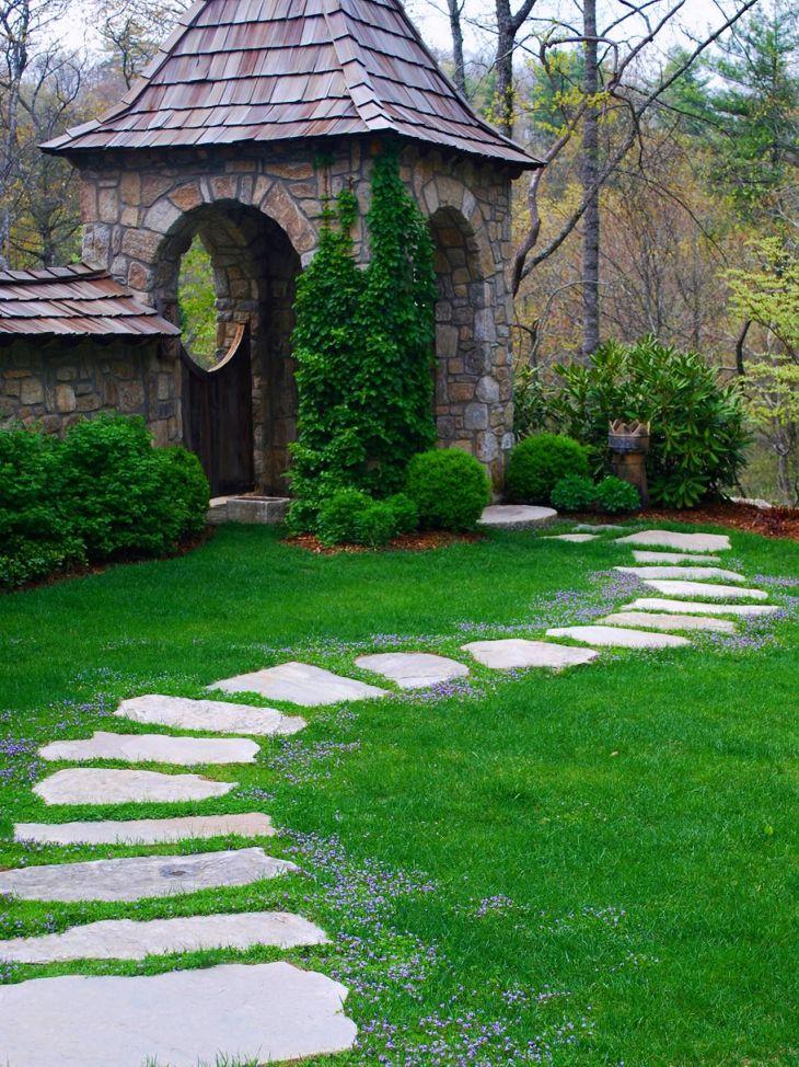Home Garden Pathway 230