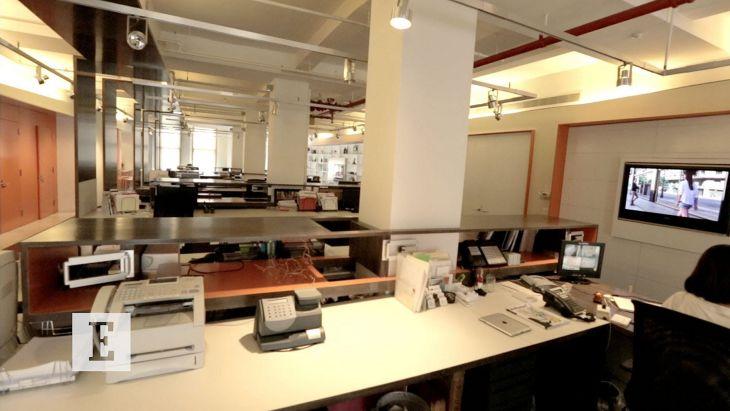Home Office Interior Design 114