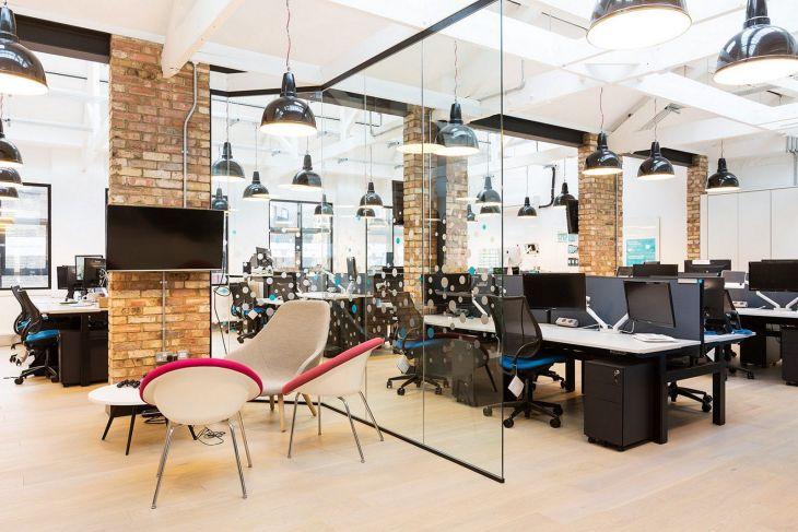 Home Office Interior Design 121